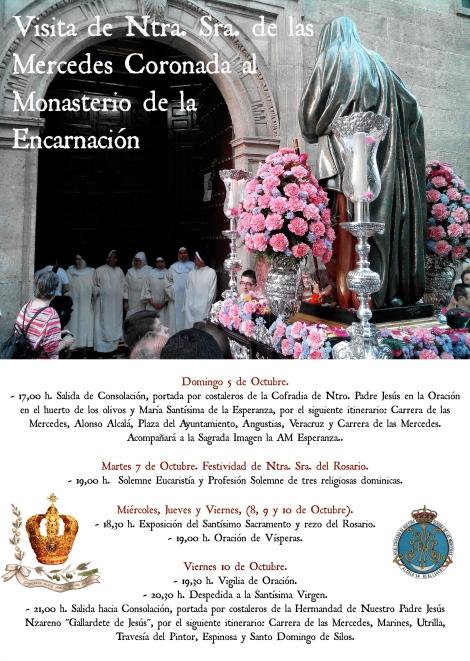 Cartel Dominicas Terminado